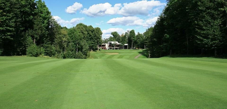 Club de Golf Le Blainvillier (Le Royal) - Golf Course   Hole19