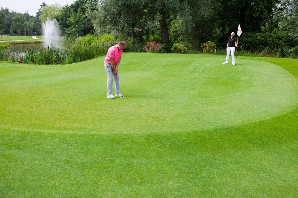 Health Center Hoenderdaal | Netherlands | Golf Course Reviews ...